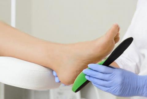 semelle orthopédique